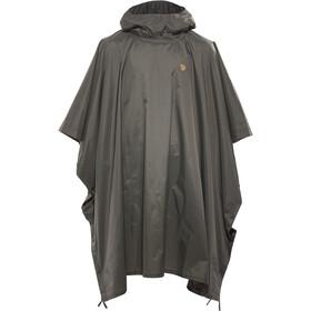 Fjällräven Poncho Jacket grey